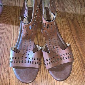 Dexflex Comfort Sandals size 10